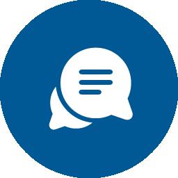 SMS service ikon